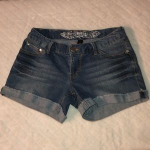 Express Jeans Shorts